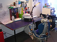 Studio Tattoobereich